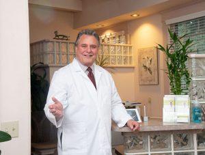Bill Skelton, Acupuncturist